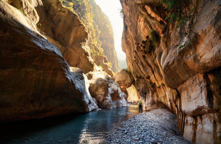 Czy warto odwiedzić kanion Sapadere?